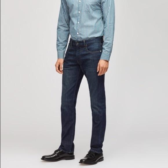 ffc2ba92 Bonobos Jeans | Blue Jean In Superior Dark Wash | Poshmark